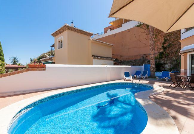 Ferienhaus Villa Tamango Hill Nerja Canovas Nerja CN 3-2287 (2334578), Torrox, Costa del Sol, Andalusien, Spanien, Bild 21