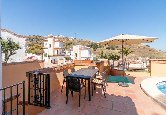Ferienhaus Villa Tamango Hill Nerja Canovas Nerja CN 3-2287 (2334578), Torrox, Costa del Sol, Andalusien, Spanien, Bild 28