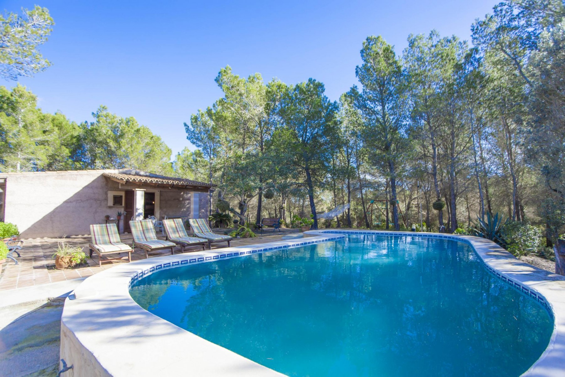 CAN MAS for 4 guests in Felanitx, Spanien