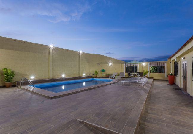 Ferienhaus GC15 VILLA RURAL PRIVATE POOL (2176907), Sardina, Gran Canaria, Kanarische Inseln, Spanien, Bild 2