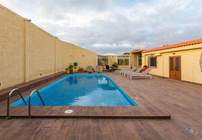 Ferienhaus GC15 VILLA RURAL PRIVATE POOL (2176907), Sardina, Gran Canaria, Kanarische Inseln, Spanien, Bild 3