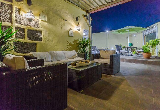 Ferienhaus GC15 VILLA RURAL PRIVATE POOL (2176907), Sardina, Gran Canaria, Kanarische Inseln, Spanien, Bild 5
