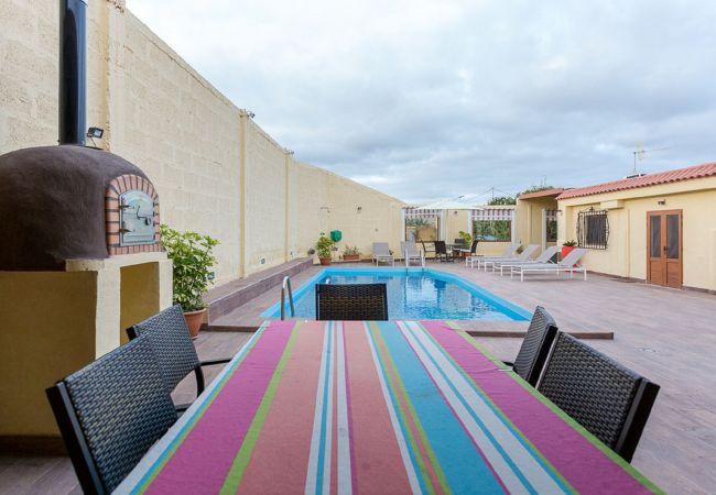 Ferienhaus GC15 VILLA RURAL PRIVATE POOL (2176907), Sardina, Gran Canaria, Kanarische Inseln, Spanien, Bild 6
