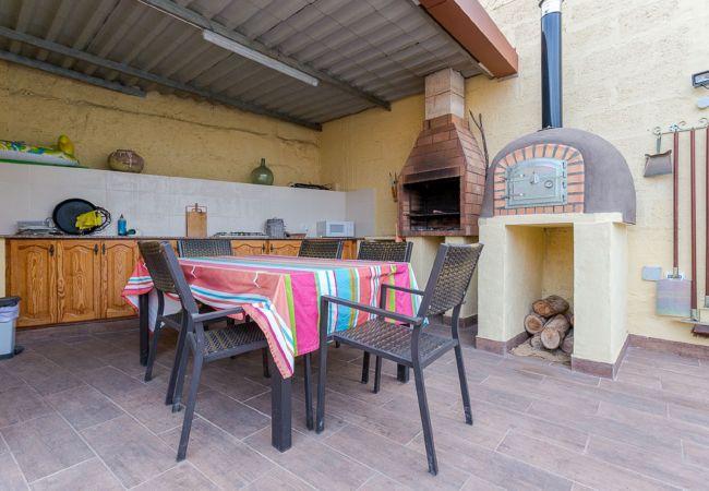 Ferienhaus GC15 VILLA RURAL PRIVATE POOL (2176907), Sardina, Gran Canaria, Kanarische Inseln, Spanien, Bild 7