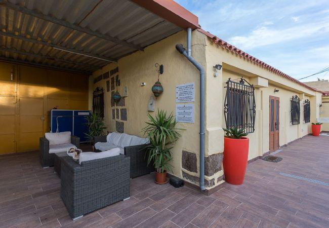 Ferienhaus GC15 VILLA RURAL PRIVATE POOL (2176907), Sardina, Gran Canaria, Kanarische Inseln, Spanien, Bild 8