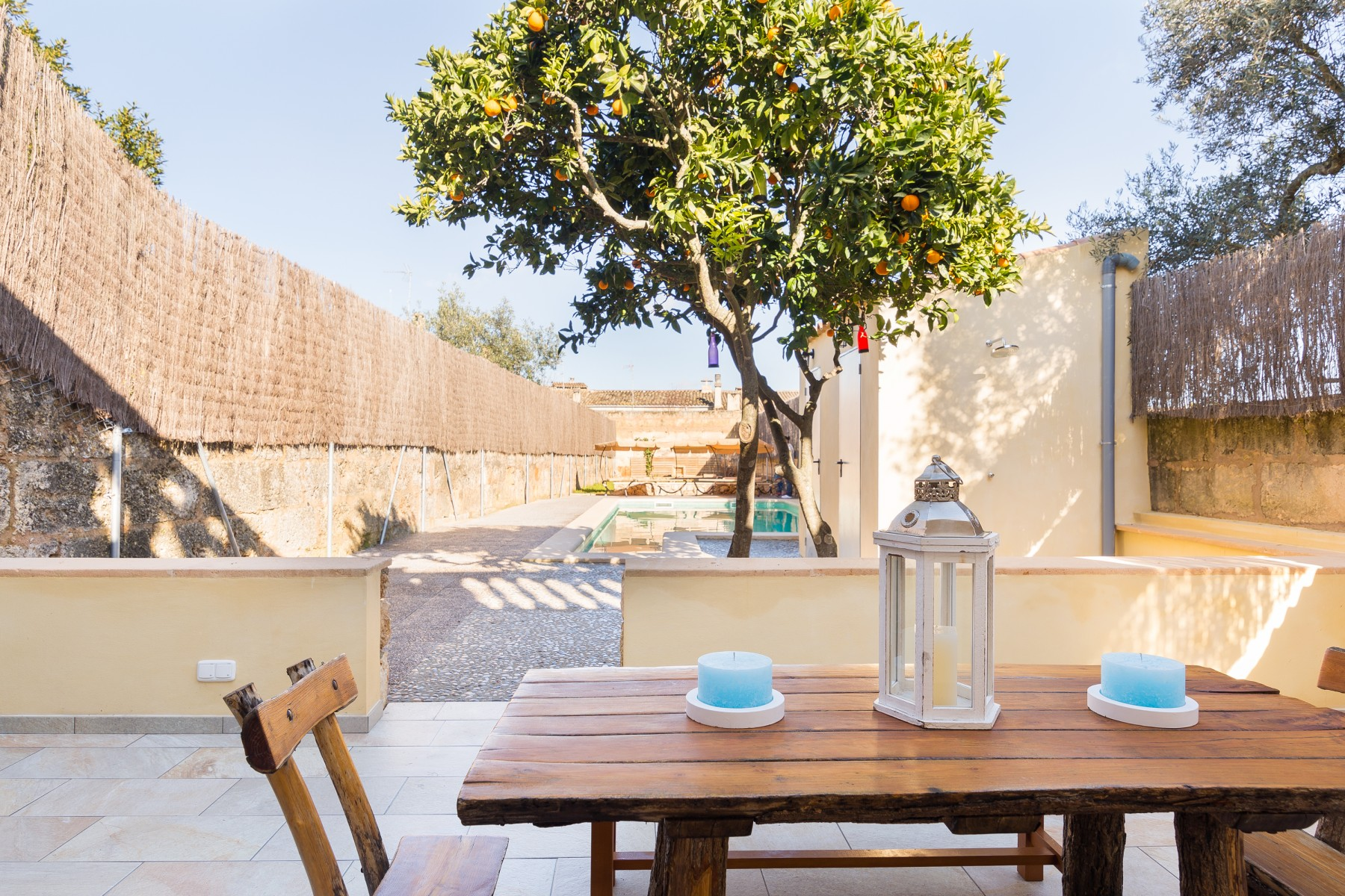 Ca sa Madrina for 7 guests in Ariany, Spanien