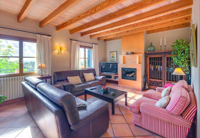 Maison de vacances VILLA ALARO by Priority (2302223), Alaro, Majorque, Iles Baléares, Espagne, image 13