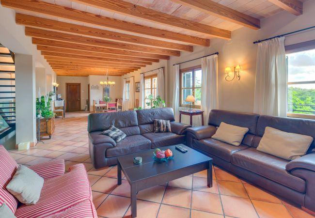 Maison de vacances VILLA ALARO by Priority (2302223), Alaro, Majorque, Iles Baléares, Espagne, image 12
