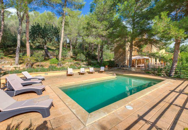 Maison de vacances VILLA ALARO by Priority (2302223), Alaro, Majorque, Iles Baléares, Espagne, image 2