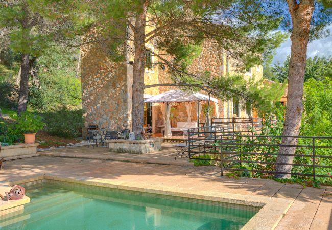 Maison de vacances VILLA ALARO by Priority (2302223), Alaro, Majorque, Iles Baléares, Espagne, image 4
