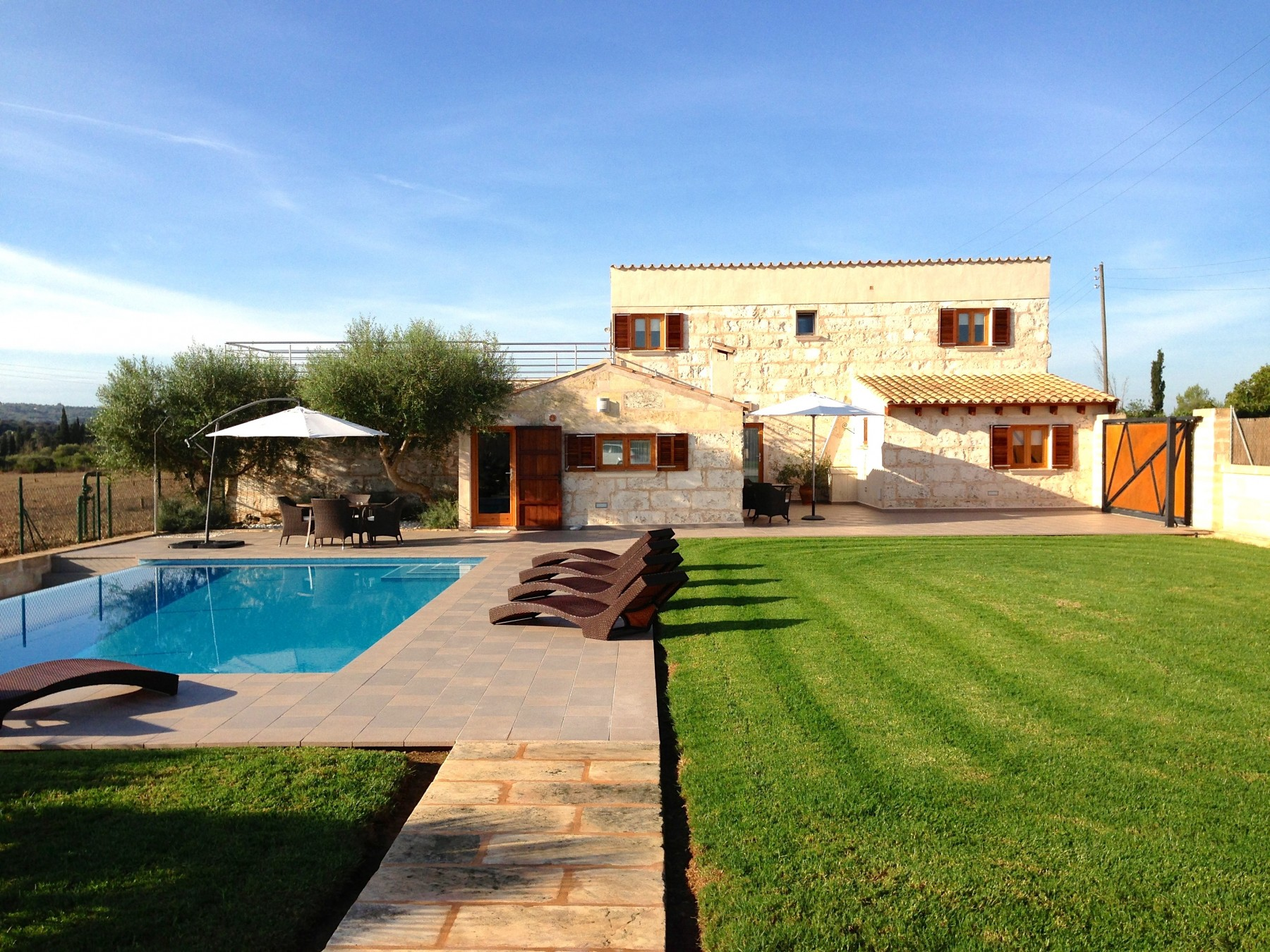 Vinagrella for 6 guests in Muro, Spain