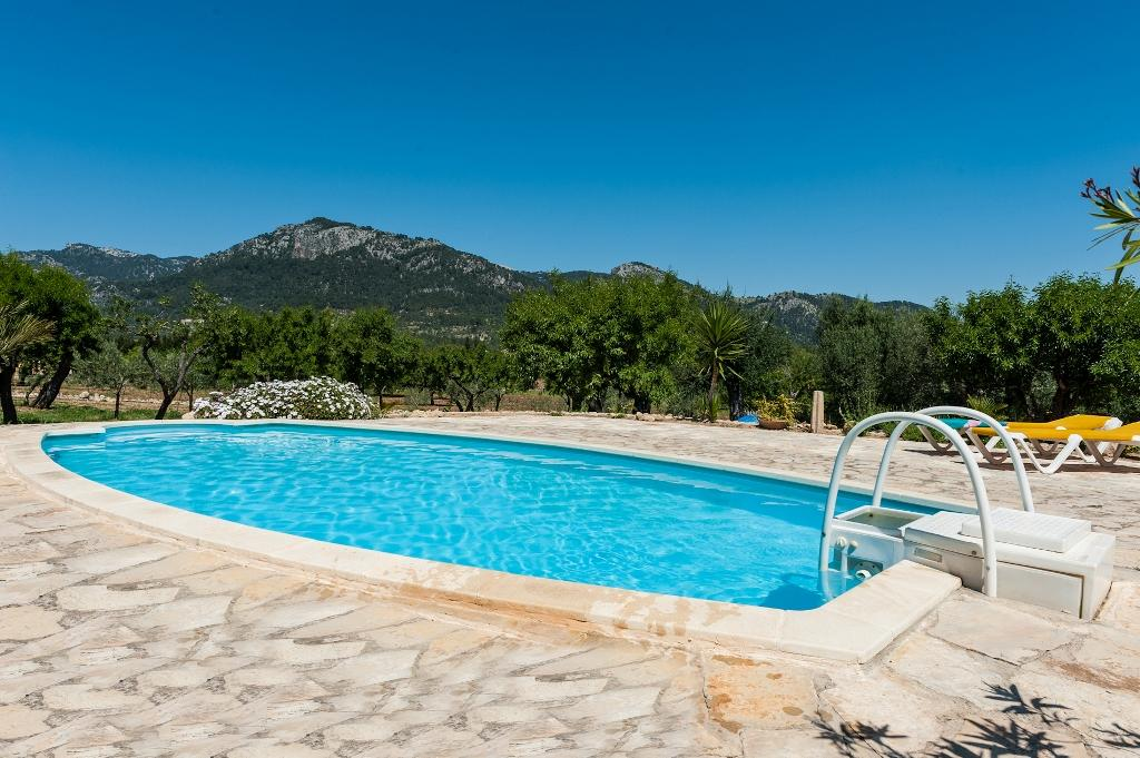 CAN PINTAT for 4 guests in Selva, Spanien
