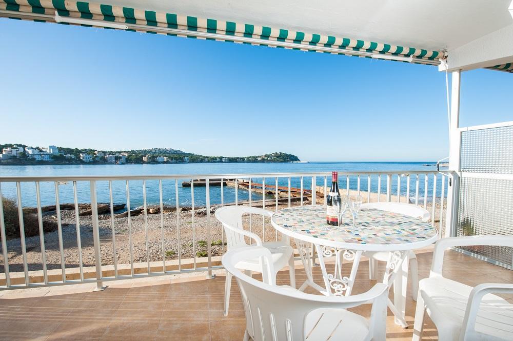 Sa Ponceta - 0528 for 4 guests in Santa Ponca, Spanien