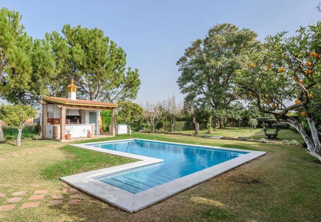 Ferienhaus Villa La Dehesa Baja (2334707), Alhaurin el Grande, Malaga, Andalusien, Spanien, Bild 3