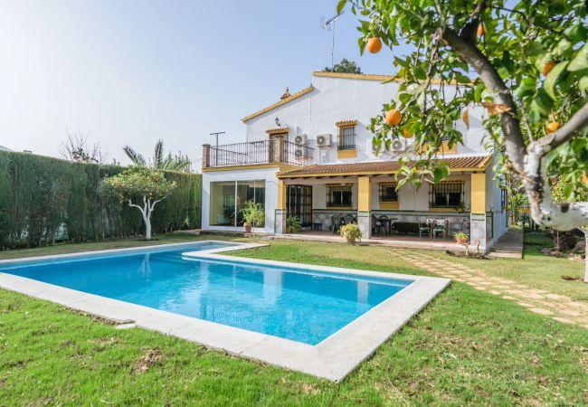 Ferienhaus Villa La Dehesa Baja (2334707), Alhaurin el Grande, Malaga, Andalusien, Spanien, Bild 4