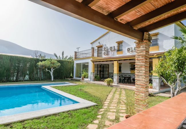 Ferienhaus Villa La Dehesa Baja (2334707), Alhaurin el Grande, Malaga, Andalusien, Spanien, Bild 5