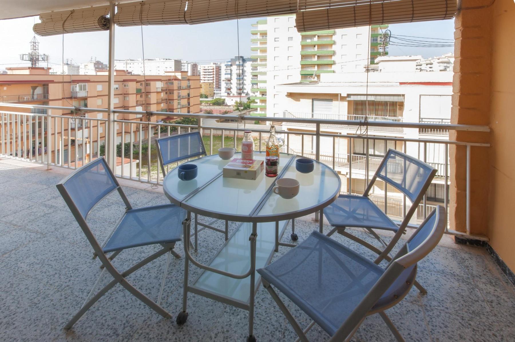 MARABRIL for 6 guests in Gandia, Spanien
