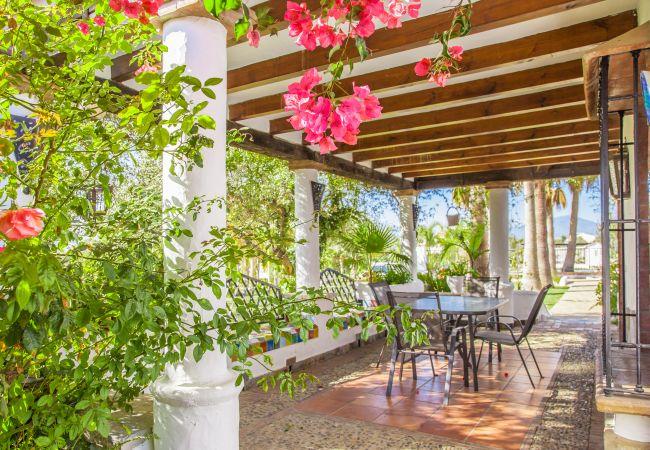Ferienhaus Villa Miel Amarga (2334711), Alhaurin el Grande, Malaga, Andalusien, Spanien, Bild 9
