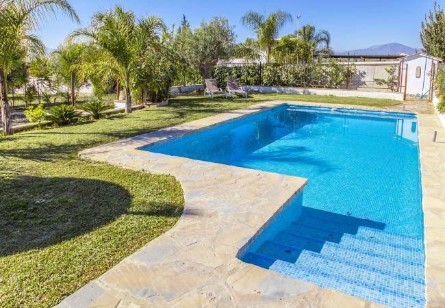 Ferienhaus Villa Miel Amarga (2334711), Alhaurin el Grande, Malaga, Andalusien, Spanien, Bild 13