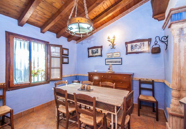 Ferienhaus Villa Miel Amarga (2334711), Alhaurin el Grande, Malaga, Andalusien, Spanien, Bild 17