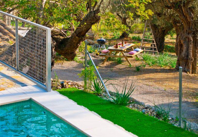 Ferienhaus V. Mancor, Pool and Mountain Views (2067602), Mancor de la Vall, Mallorca, Balearische Inseln, Spanien, Bild 8