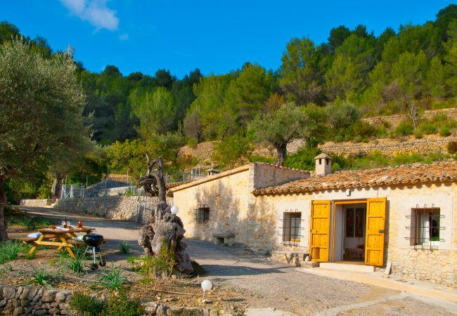 Ferienhaus V. Mancor, Pool and Mountain Views (2067602), Mancor de la Vall, Mallorca, Balearische Inseln, Spanien, Bild 12