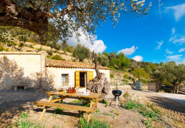 Ferienhaus V. Mancor, Pool and Mountain Views (2067602), Mancor de la Vall, Mallorca, Balearische Inseln, Spanien, Bild 11