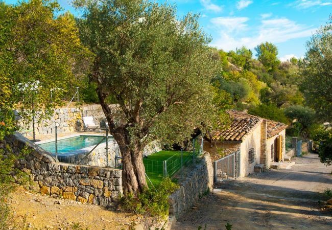 Ferienhaus V. Mancor, Pool and Mountain Views (2067602), Mancor de la Vall, Mallorca, Balearische Inseln, Spanien, Bild 6