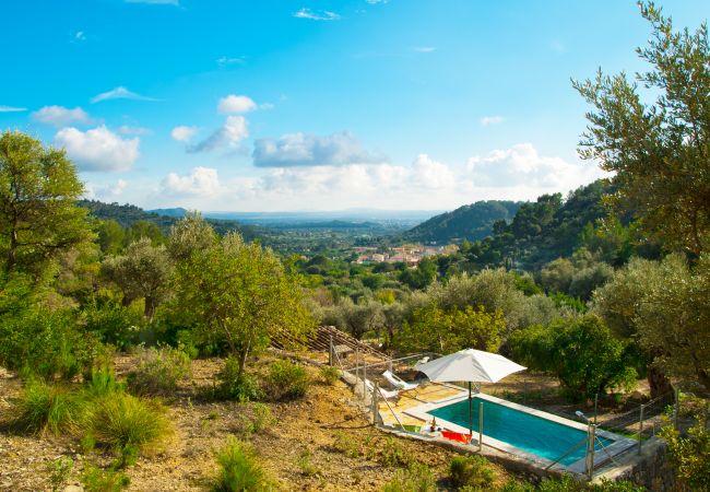 Ferienhaus V. Mancor, Pool and Mountain Views (2067602), Mancor de la Vall, Mallorca, Balearische Inseln, Spanien, Bild 4