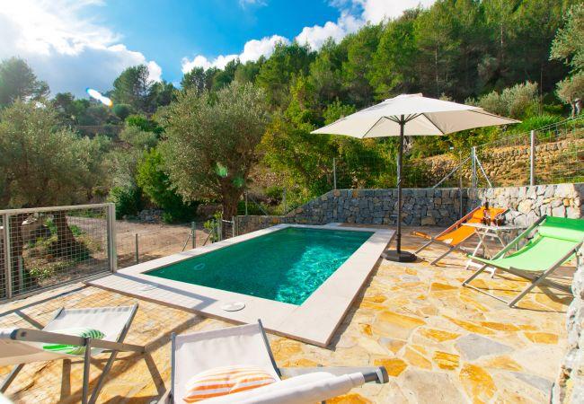 Ferienhaus V. Mancor, Pool and Mountain Views (2067602), Mancor de la Vall, Mallorca, Balearische Inseln, Spanien, Bild 2