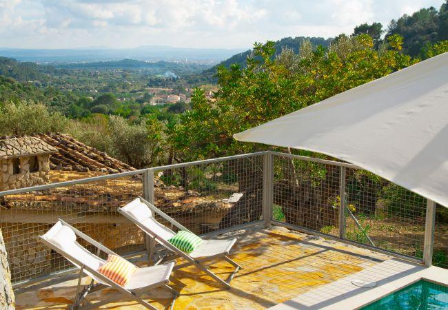 Ferienhaus V. Mancor, Pool and Mountain Views (2067602), Mancor de la Vall, Mallorca, Balearische Inseln, Spanien, Bild 3