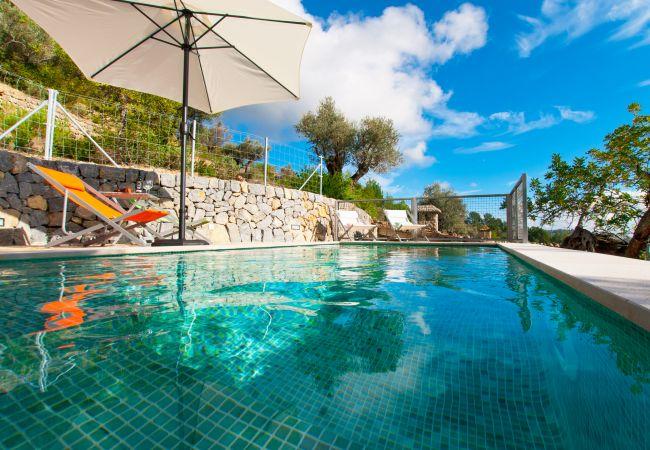 Ferienhaus V. Mancor, Pool and Mountain Views (2067602), Mancor de la Vall, Mallorca, Balearische Inseln, Spanien, Bild 1