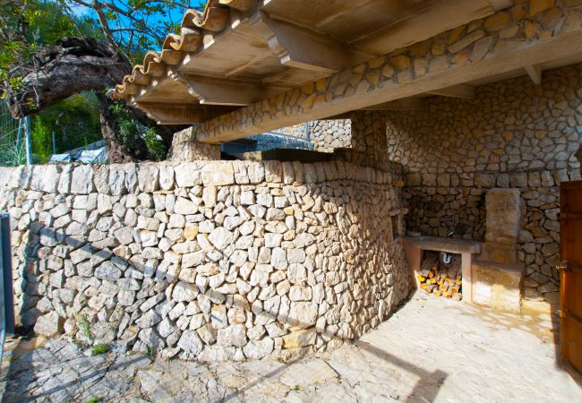 Ferienhaus V. Mancor, Pool and Mountain Views (2067602), Mancor de la Vall, Mallorca, Balearische Inseln, Spanien, Bild 24