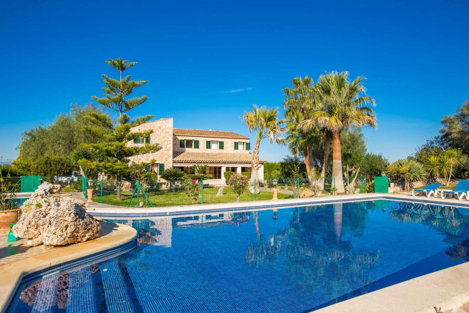 SON MESQUIDA for 12 guests in Felanitx, Spanien