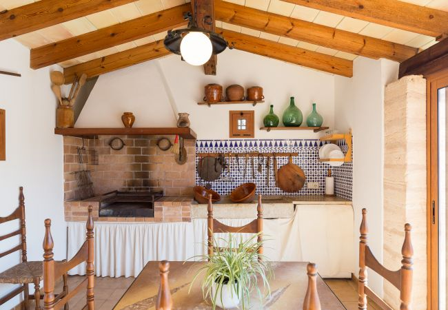 Ferienhaus Es Pujol (2126883), Campanet, Mallorca, Balearische Inseln, Spanien, Bild 12