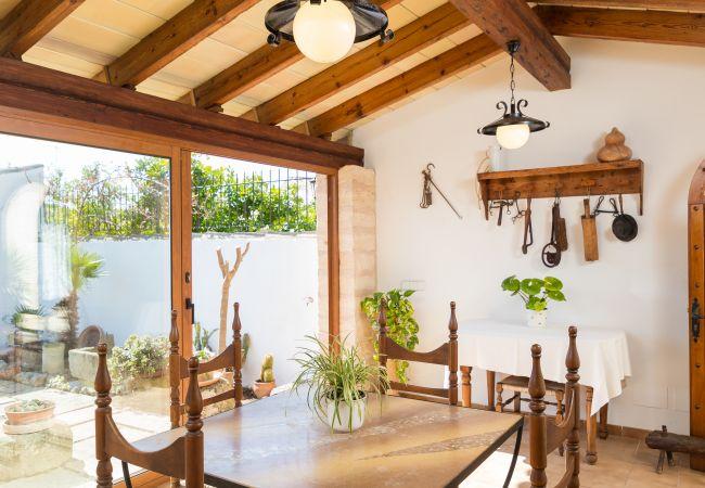 Ferienhaus Es Pujol (2126883), Campanet, Mallorca, Balearische Inseln, Spanien, Bild 13