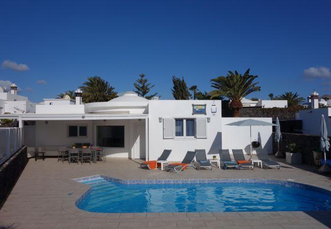 Villas Aphrodite or Apollo 4 bedroom   Lanzarote
