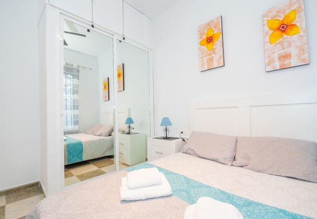 Ferienwohnung Cubo's Apartamento 7 Concha del Mar Fuengirola (2334714), Fuengirola, Costa del Sol, Andalusien, Spanien, Bild 9