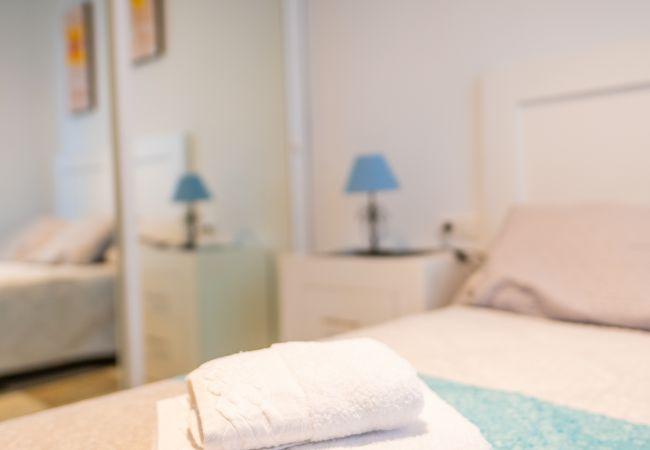 Ferienwohnung Cubo's Apartamento 7 Concha del Mar Fuengirola (2334714), Fuengirola, Costa del Sol, Andalusien, Spanien, Bild 11