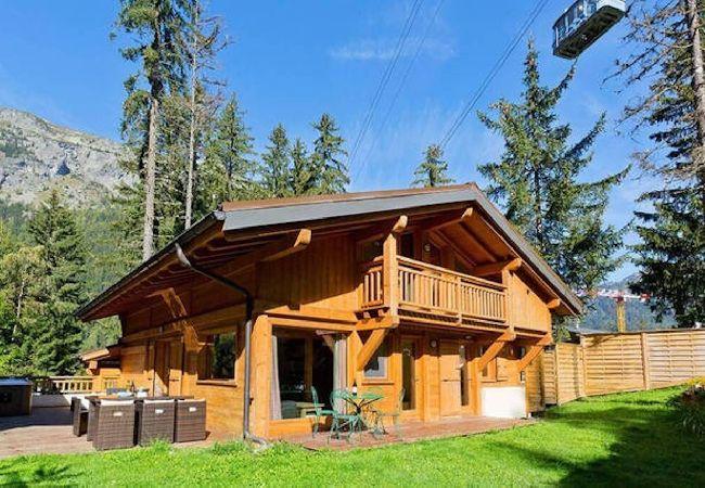 Ferienhaus Chalet Skis aux pieds à Chamonix-Argentière (2195156), Chamonix Mont Blanc, Hochsavoyen, Rhône-Alpen, Frankreich, Bild 1
