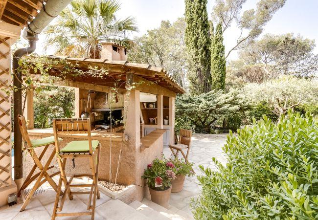 Ferienhaus Ravissante villa provençale avec piscine à Saint-R (2195157), Saint Raphaël, Côte d'Azur, Provence - Alpen - Côte d'Azur, Frankreich, Bild 7