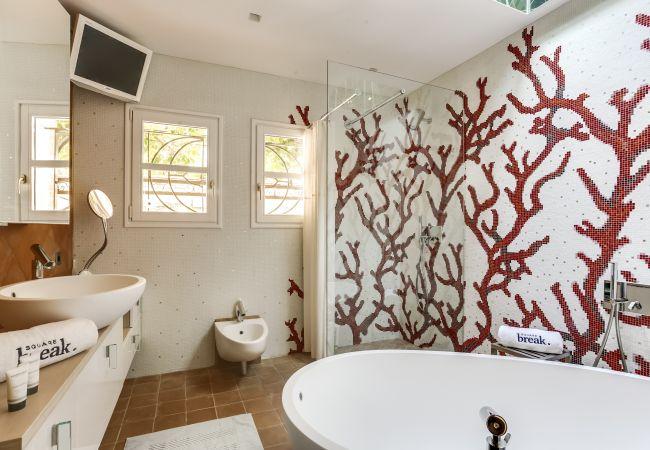 Ferienhaus Ravissante villa provençale avec piscine à Saint-R (2195157), Saint Raphaël, Côte d'Azur, Provence - Alpen - Côte d'Azur, Frankreich, Bild 20