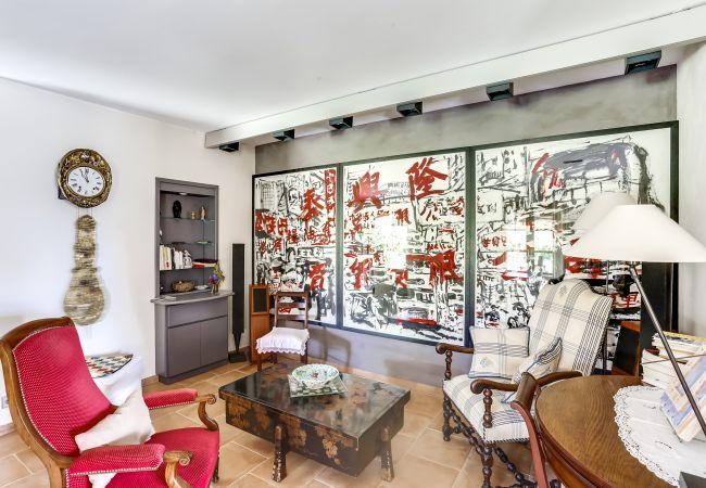 Ferienhaus Ravissante villa provençale avec piscine à Saint-R (2195157), Saint Raphaël, Côte d'Azur, Provence - Alpen - Côte d'Azur, Frankreich, Bild 9