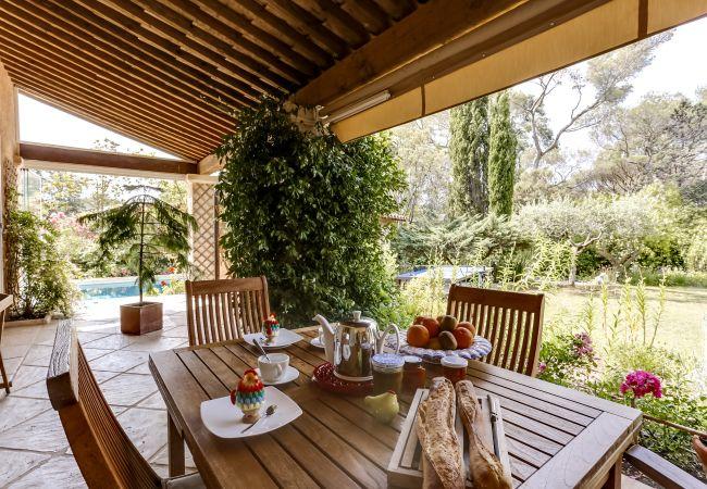 Ferienhaus Ravissante villa provençale avec piscine à Saint-R (2195157), Saint Raphaël, Côte d'Azur, Provence - Alpen - Côte d'Azur, Frankreich, Bild 5