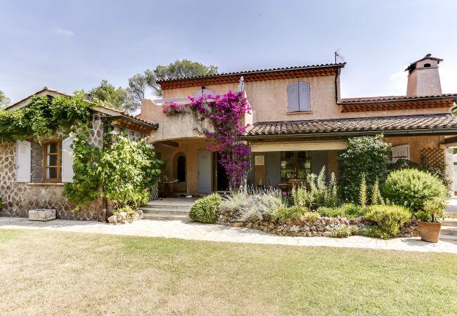Ferienhaus Ravissante villa provençale avec piscine à Saint-R (2195157), Saint Raphaël, Côte d'Azur, Provence - Alpen - Côte d'Azur, Frankreich, Bild 6