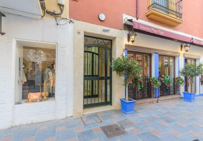 Ferienwohnung Cubo's Apartamento España 1A Fuengirola (2334719), Fuengirola, Costa del Sol, Andalusien, Spanien, Bild 9