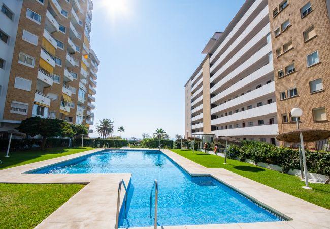 Ferienwohnung Cubo's Apartamento Ronda Fuengirola (2334720), Fuengirola, Costa del Sol, Andalusien, Spanien, Bild 1
