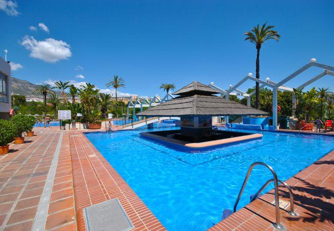 Ferienwohnung Cubo's Apartamento 1001 Benal Beach (2334721), Fuengirola, Costa del Sol, Andalusien, Spanien, Bild 9