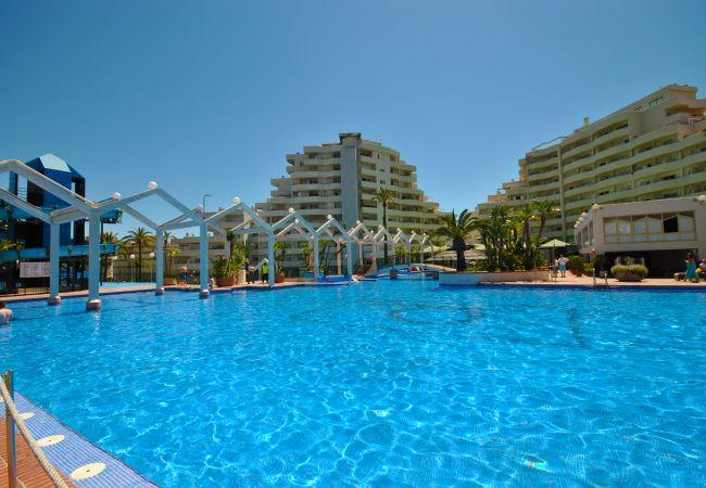 Ferienwohnung Cubo's Apartamento 1001 Benal Beach (2334721), Fuengirola, Costa del Sol, Andalusien, Spanien, Bild 10