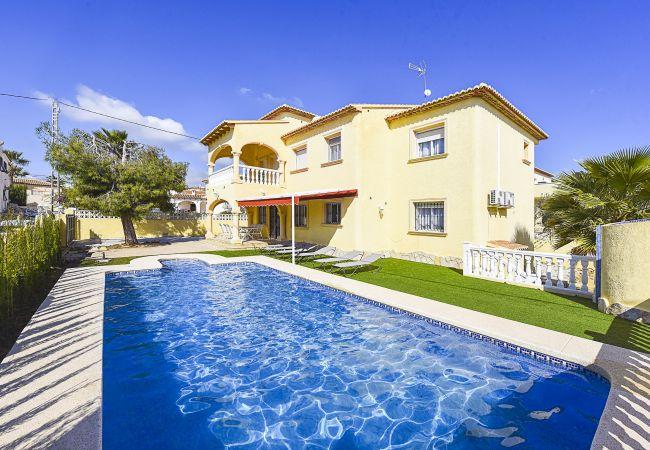 Ferienhaus Jesica (2356726), Calpe, Costa Blanca, Valencia, Spanien, Bild 1
